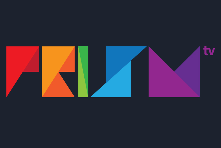 PRISM TV Branding